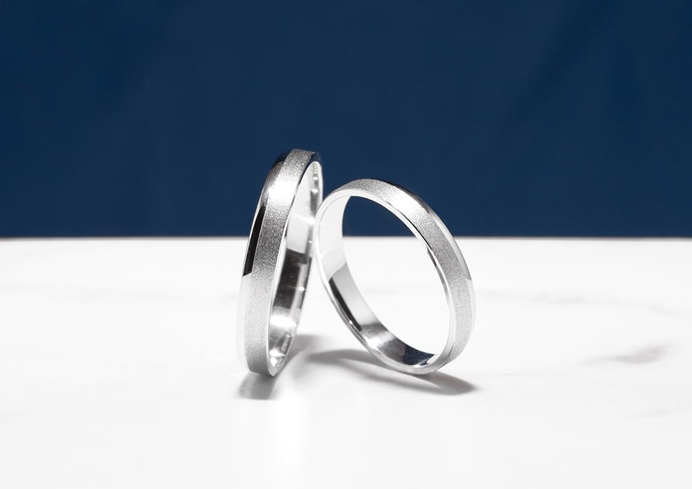 Rivage(リヴァージュ)の結婚指輪|Adour(アドゥール)151028