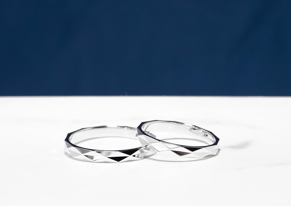 Rivage(リヴァージュ)の結婚指輪|Dordogne(ドルドーニュ)151028