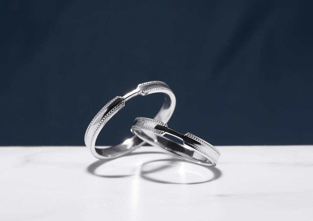 Rivage(リヴァージュ)の結婚指輪|Tarn(タルン)
