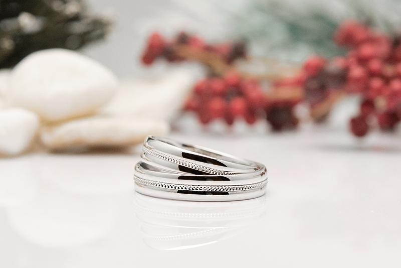 Rivageの結婚指輪|Loire(ロワール)2