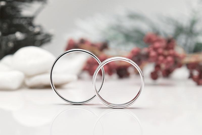 Rivageの結婚指輪|Loire(ロワール)3
